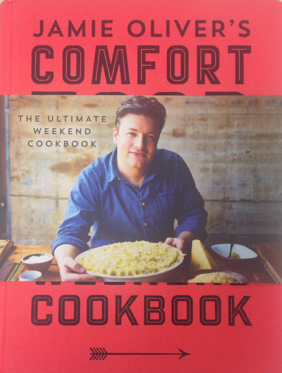 Jamie olivers comfort food gjelina giveaway jamieoliver jamie olivers comfort food the ultimate weekend cookbook forumfinder Image collections